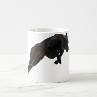 zwarte greyhound coffee mug