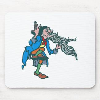 Zwerg dwarf mousepad