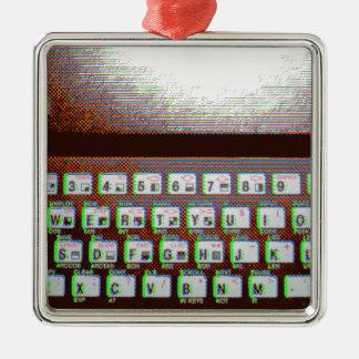 ZX81 CHRISTMAS ORNAMENT