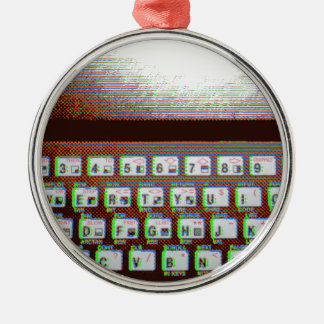 ZX81 CHRISTMAS ORNAMENT