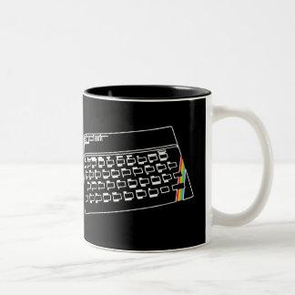 ZX Spectrum line art Mugs