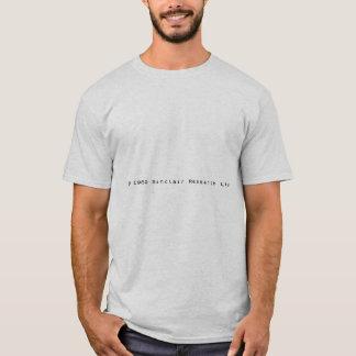 ZX Spectrum shirt
