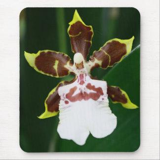 Zygopetalum Orchid Mouse Mat