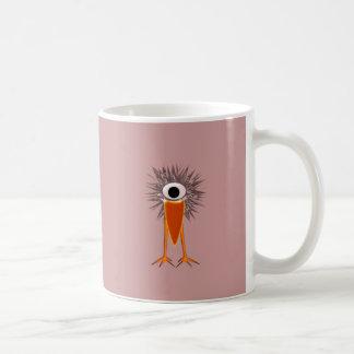 Zyklpoenvogel cyclops bird coffee mug