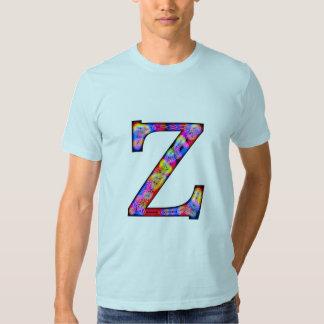 Zz Illuminated Monogram Tees