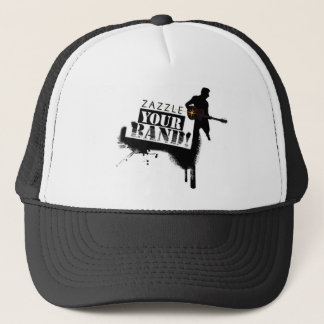 zzl_band_logo trucker hat
