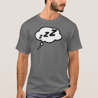 zZZ...Balloon  Dark Grey T-Shirt