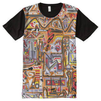 zzzeert All-Over print T-Shirt