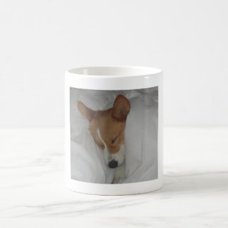 Zzzzzz Life of a Show Dog Basic White Mug